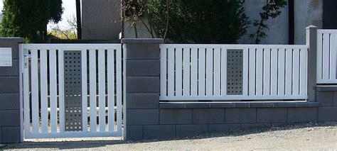 geländer terrasse günstig dekor aluminium zaun