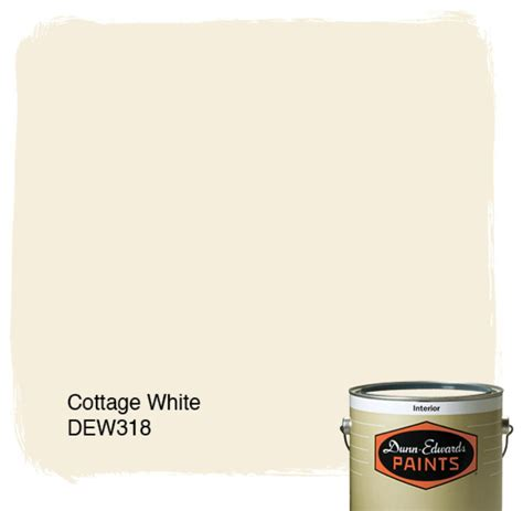 Dunn Edwards Cottage White by Dunn Edwards Paints Cottage White Dew318