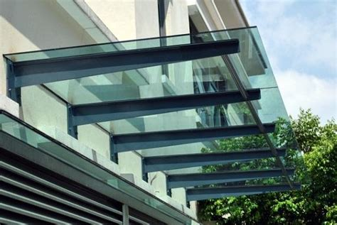 glass awning residential tempered glass awning system malaysia