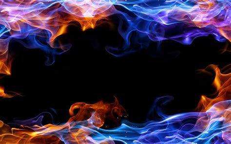 blue fire wallpaper hd  images