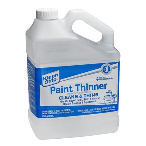 Thinner X klean paint thinner rockler woodworking and hardware