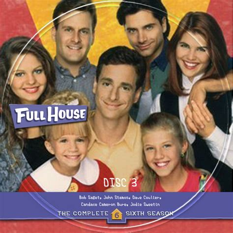 full house season 6 dvdラベル フルハウス 6シーズン full house sixth season その他映画