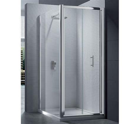 Merlyn 6 Series 4mm Clear Glass Bi Fold Shower Door 1000mm Bi Fold Shower Doors 1000mm