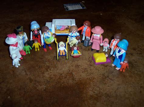 Wordless wednesday playmobil babies talk birth