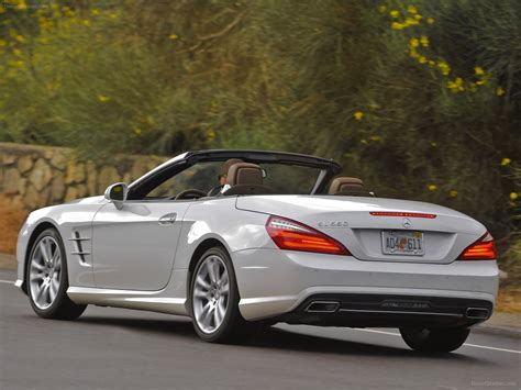2012 Mercedes Sl550 by Mercedes Sl550 2013 Car Wallpapers 08 Of 50