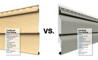 vinyl shake siding cost comparison this vs that hollow vinyl or insulated vinyl builder