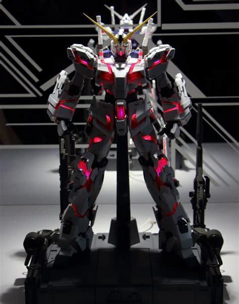 Pg Armor Unit For Unicorn Gundam Bandai pg 1 60 rx 0 unicorn gundam led unit p bandai armor set update photoreport no 20 big