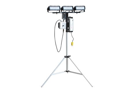 what does led light stand larson electronics releases a 108 watt portable led