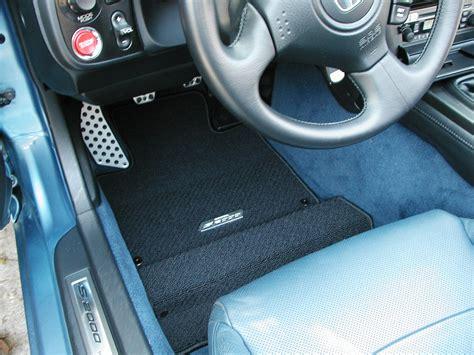 floor mats i ve never seen these before s2ki honda