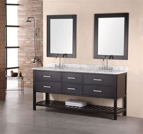 72 inch double sink bathroom vanity 72 inch modern white marble double sink bathroom vanity in