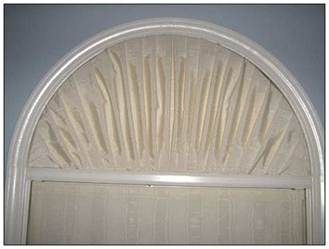 half window treatment home sweet home - Half Circle Window Coverings