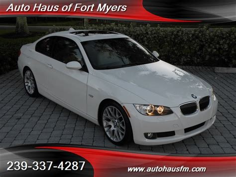 2009 bmw 328i coupe 0 60 2009 bmw 328i coupe ft myers fl for sale in fort myers fl