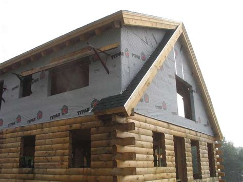 false roof house plans fake roof blowing fake snow onto a cottage roof in the