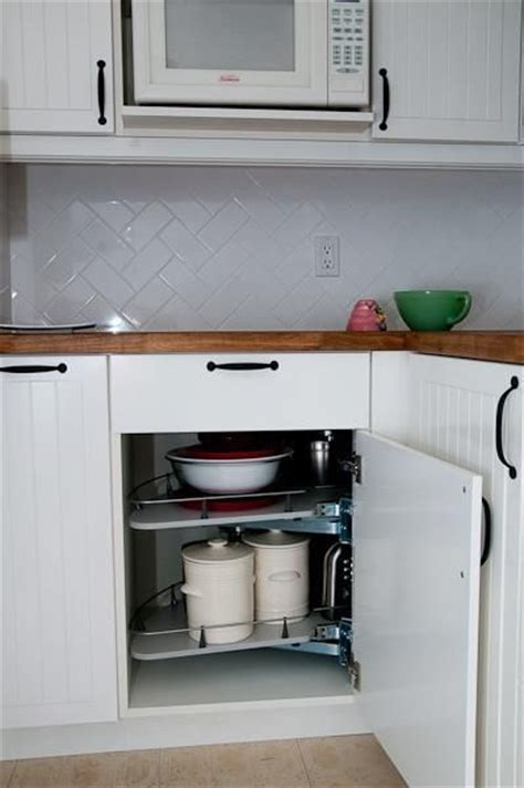 blind corner cabinet solutions ikea woodworking projects