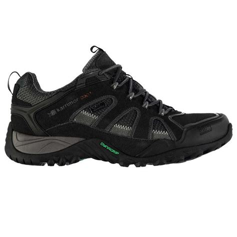 sports direct walking shoes karrimor karrimor ridge mens walking shoes mens