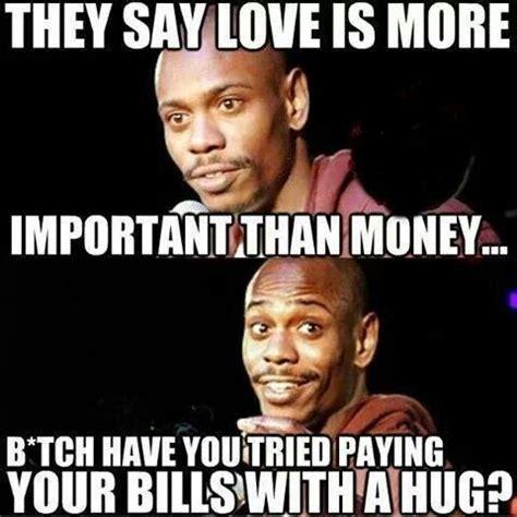 Dave Chappelle Memes - money logic funny pinterest