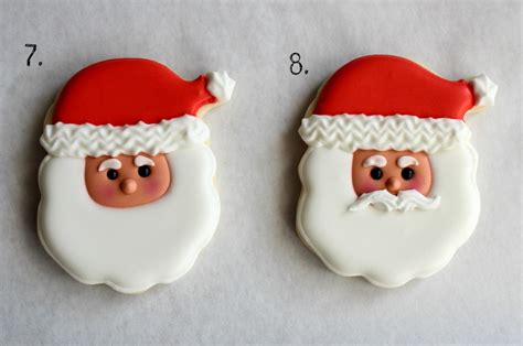 tutorial php cookies santa face cookies recipe and tutorial in katrina s kitchen