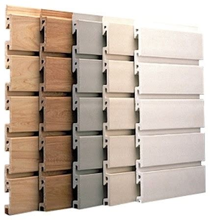 Shelf Panels 4 heavyduty panel brite white display