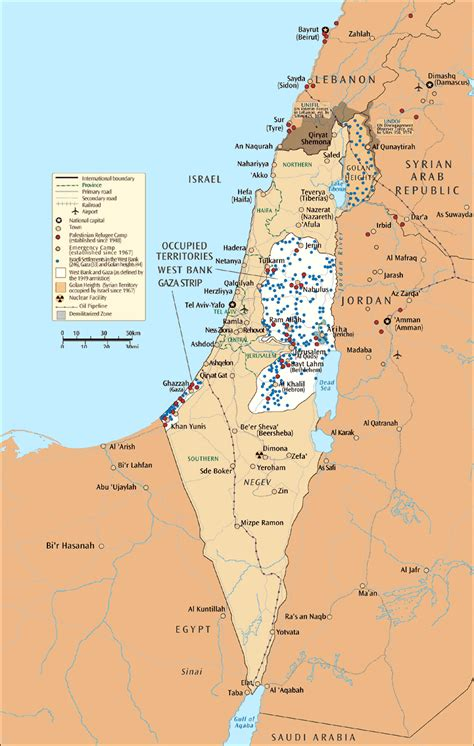 map jerusalem maps of israel detailed map of israel in