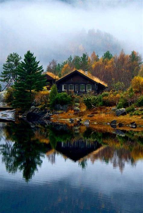 lake house getways  norway