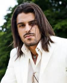 hairstyles for long straight hair guys collections