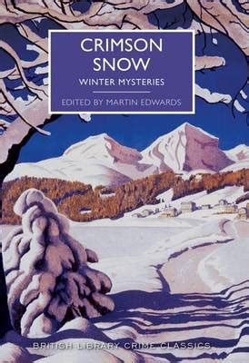 somebody at the door library crime classics books crimson snow by martin edwards waterstones