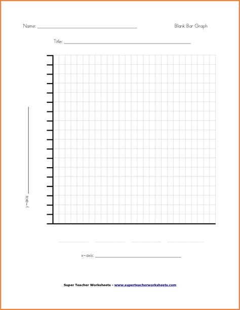 graph chart template blank bar graph template 104360 png