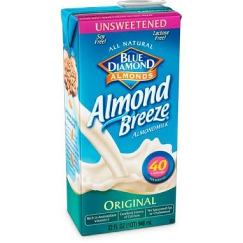 Almond Milk Shelf Stable by Almond Almond Original Unsweetened Shelf Stable