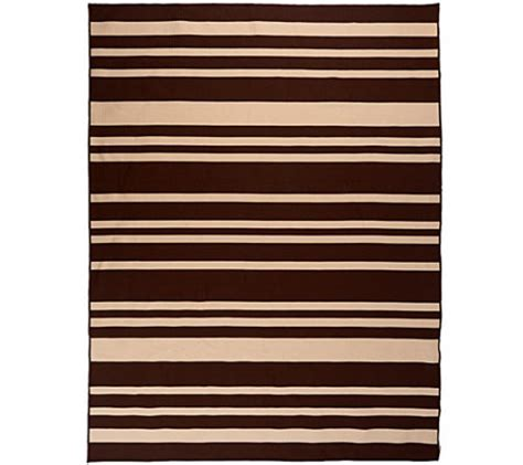 outdoor rugs for cing barbara king indoor outdoor 7 x10 awning stripe cabana