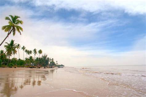pantai pasir panjang pulau rupat riau daily photo