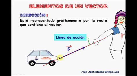 imagenes vectoriales definicion vectores definici 243 n elementos y tipos youtube