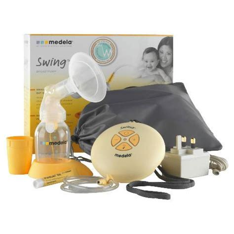 buy medela swing breast pump breast pumps medela swing electric 2 phase breastpump