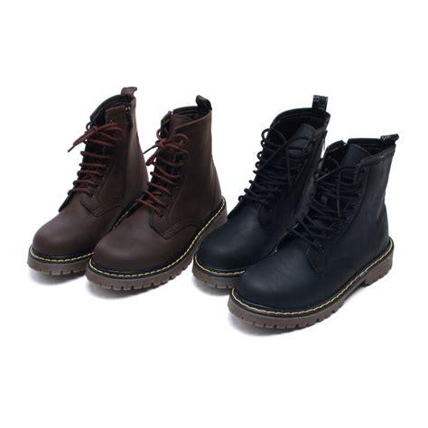 mens matt black ankle boots