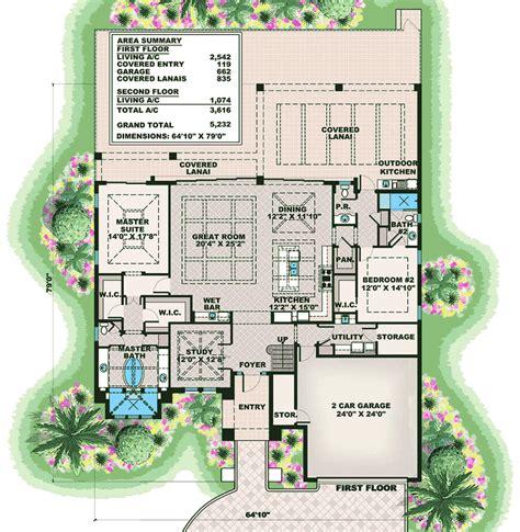Home Design Seasons Hack Apk by 100 Plan 66015we Spacious Mediterranean House 37