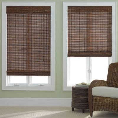 Jcpenney L Shades by Jcp Home Bamboo Woven Wood Shade