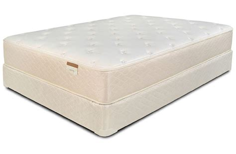 Mattress New by Mercer Plush Mattress By Symbol Bedding