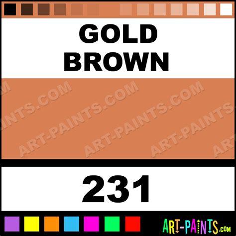 gold brown pastel paints 231 gold brown paint gold brown color sennelier paint