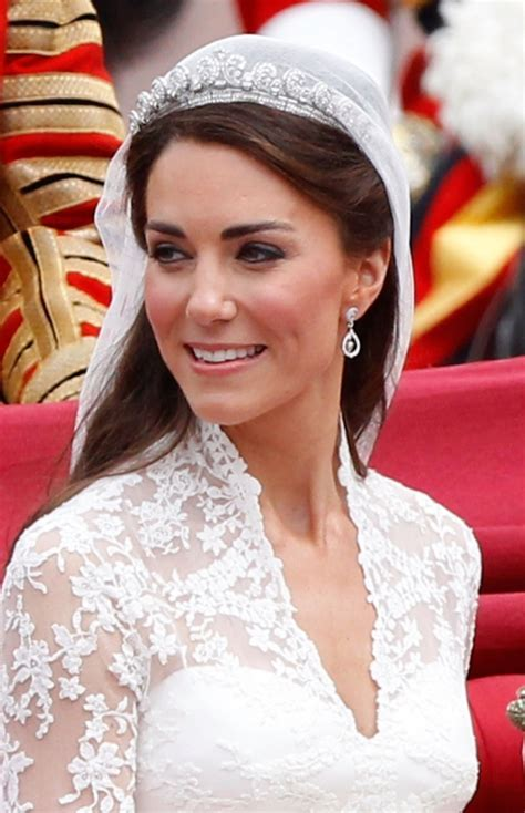 Wedding Hairstyle Kate Middleton   Wedding's Style