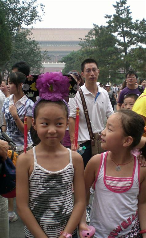 cina turisti per caso bambini cinesi viaggi vacanze e turismo turisti per caso
