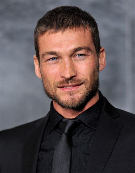 sitcom tv shows sideburn residing hairline short hair andy whitfield in file actor andy whitfield dies at 39