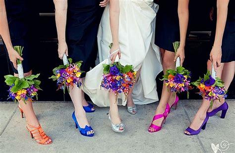 black wedding shoes for bridesmaids bright shoes for bridesmaids crazyforus