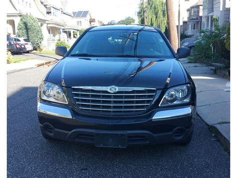 Chrysler Pacifica 2006 For Sale by 2006 Chrysler Pacifica Touring Sale By Owner In Fort