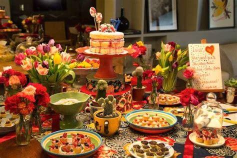 decorar mesa mexicana decora 231 227 o de festa mexicana confira ideias e fotos