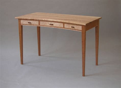 Vanity Writing Desk by Vanity Writing Desk Guild Of Vermont Furniture Makers