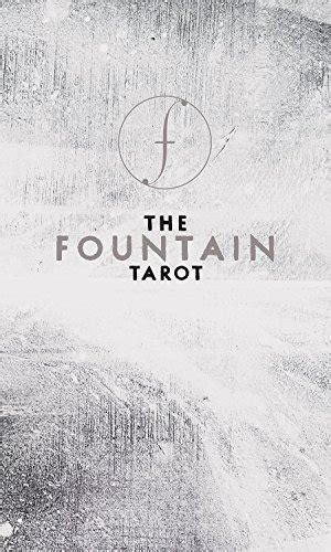 the fountain tarot illustrated the fountain tarot illustrated deck and guidebook import it all