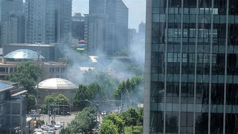 map of us embassy in beijing explosion near us embassy in beijing china s state media