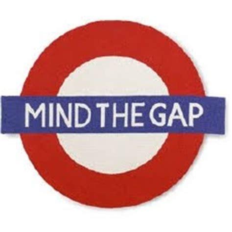 mind the gap rug mind the gap