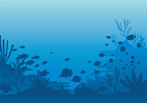 sea bed seabed free vector download free vector art stock