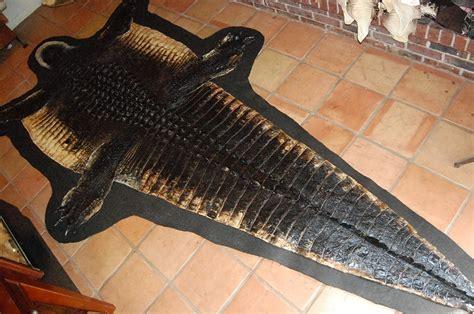 alligator rug creative aztec