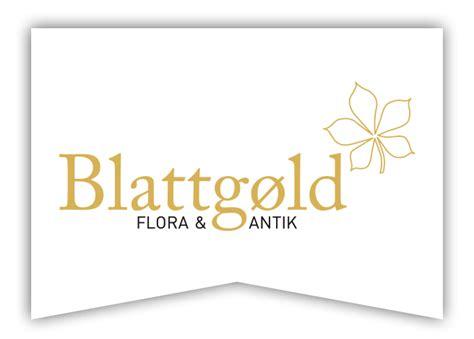 brautigams menu blattgold flora antik